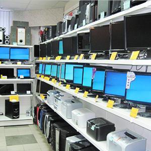 Компьютерные магазины Уразовки