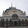 Железнодорожные вокзалы в Уразовке