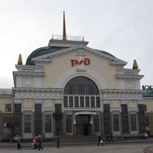 Железнодорожные вокзалы Уразовки